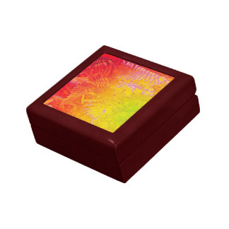 Fern Red/Yel HotWax Gift Box Red Mahogany Sml