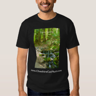 Fern Spring July Yosemite California Products Shirts
