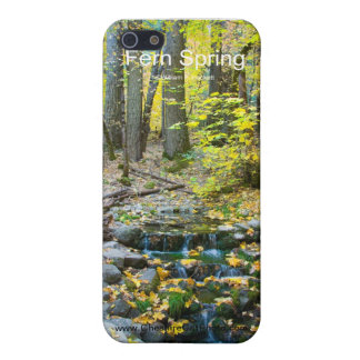 Fern Spring October Yosemite California Products iPhone 5 Case