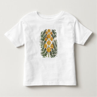 Fern with yellow flowers toddler T-Shirt