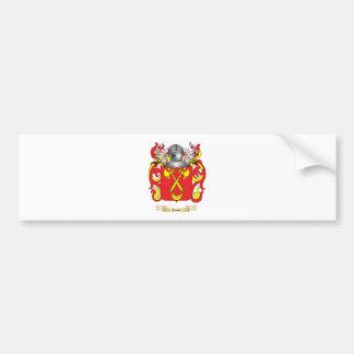 Fernan Coat of Arms Bumper Sticker