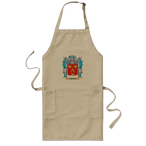 Fernan Coat of Arms - Family Crest Apron