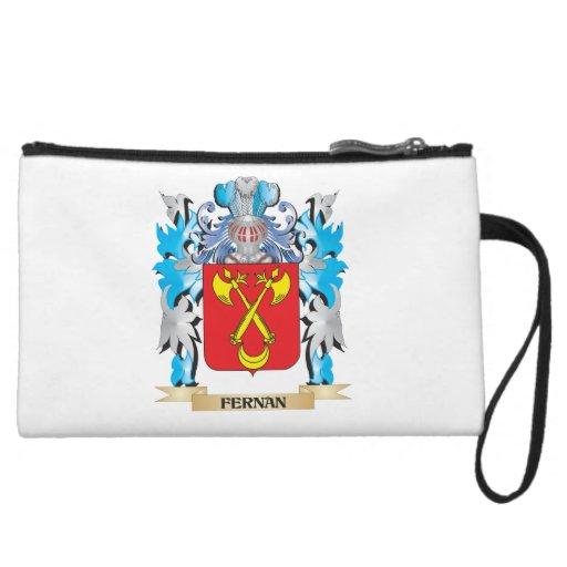 Fernan Coat of Arms - Family Crest Wristlets