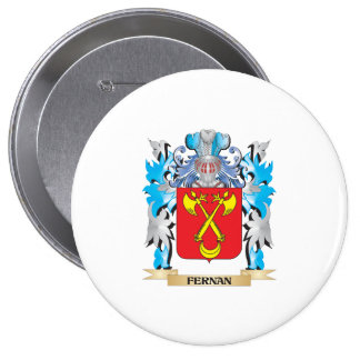 Fernan Coat of Arms - Family Crest Pin