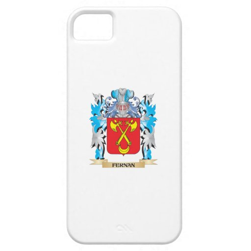 Fernan Coat of Arms - Family Crest iPhone 5 Covers
