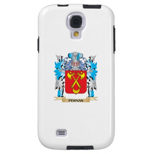 Fernan Coat of Arms - Family Crest Galaxy S4 Case