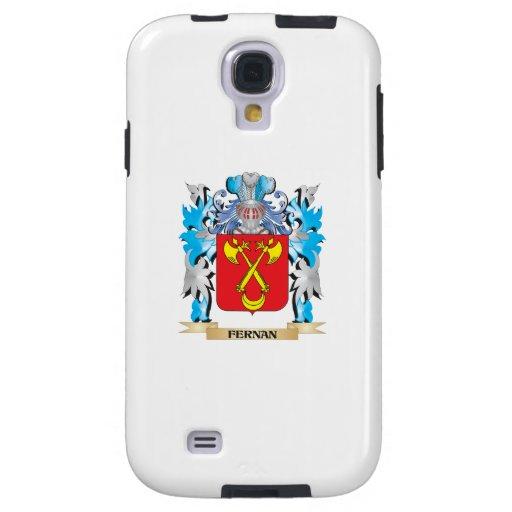 Fernan Coat of Arms - Family Crest Galaxy S4 Case