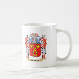 Fernan Coat of Arms - Family Crest Coffee Mug