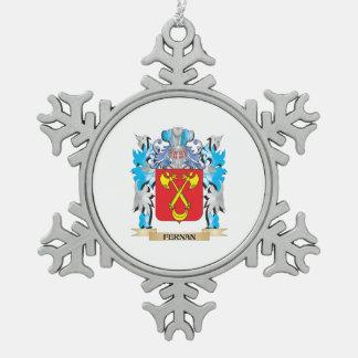 Fernan Coat of Arms - Family Crest Ornament