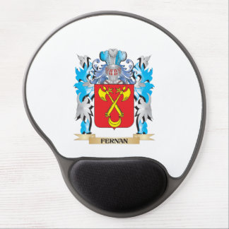 Fernan Coat of Arms - Family Crest Gel Mouse Pad