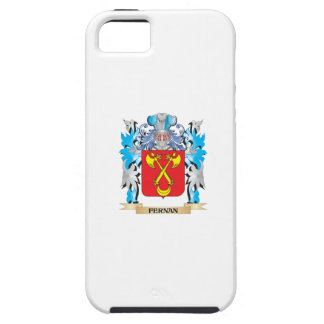 Fernan Coat of Arms - Family Crest iPhone 5 Case