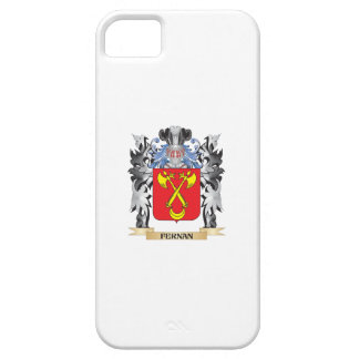 Fernan Coat of Arms - Family Crest iPhone 5 Cover