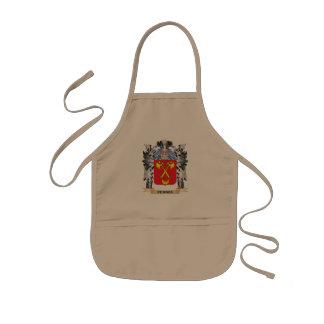 Fernan Coat of Arms - Family Crest Kids Apron