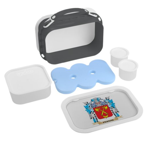 Fernan Coat of Arms - Family Crest Yubo Lunch Box