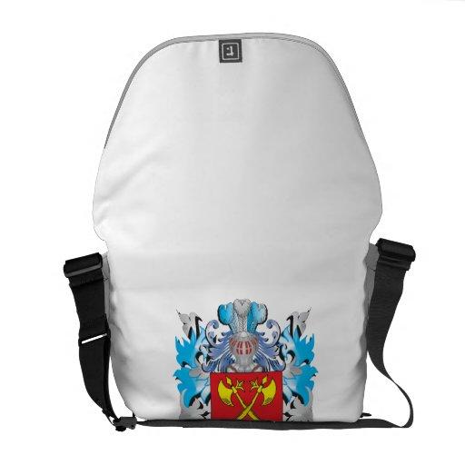 Fernan Coat of Arms - Family Crest Courier Bag