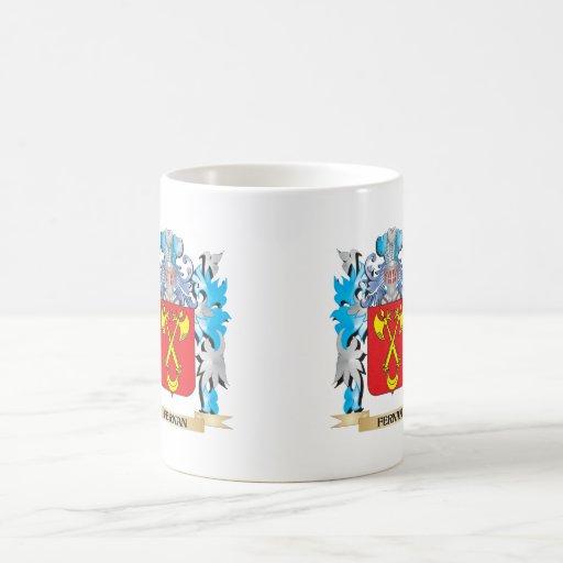 Fernan Coat of Arms - Family Crest Coffee Mugs