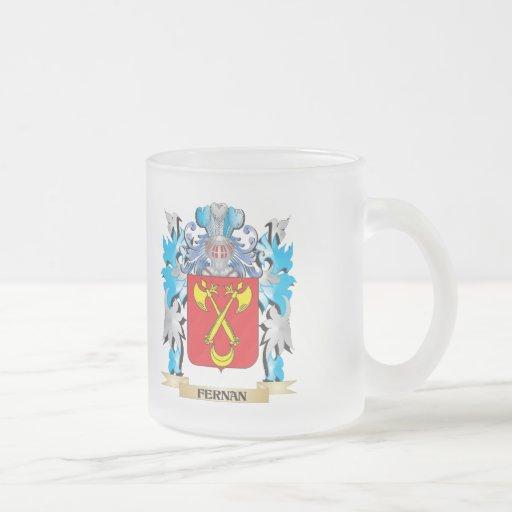 Fernan Coat of Arms - Family Crest Mug