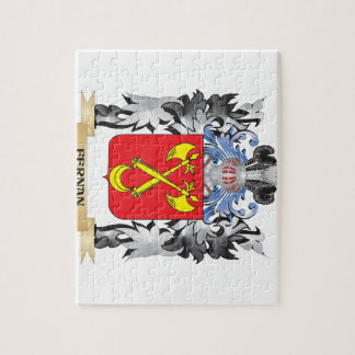 Fernan Coat of Arms - Family Crest Puzzle
