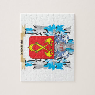 Fernan Coat of Arms - Family Crest Puzzles