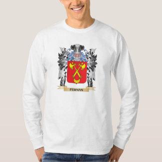 Fernan Coat of Arms - Family Crest Shirts