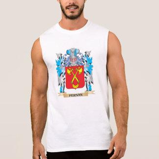 Fernan Coat of Arms - Family Crest Sleeveless Shirt