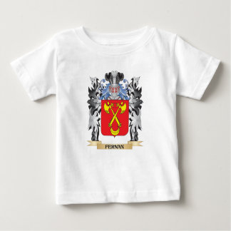 Fernan Coat of Arms - Family Crest Tshirt