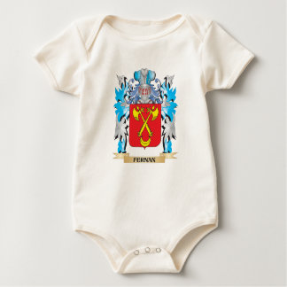 Fernan Coat of Arms - Family Crest Bodysuit