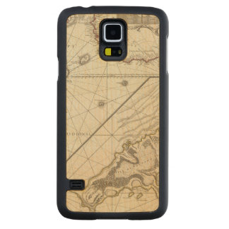 Fernand de Noronha Island Carved Maple Galaxy S5 Case
