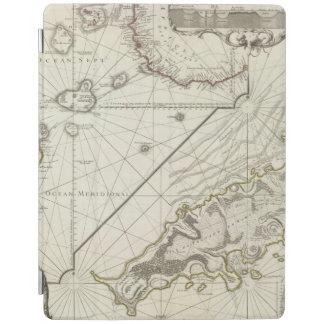 Fernand de Noronha Island iPad Cover
