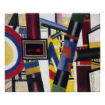 FERNAND LEGER-THE RAILWAY CROSSING-LARGE
