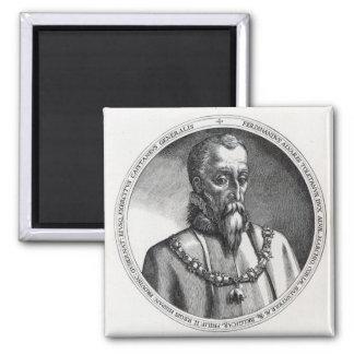 Fernando Alvarez de Toledo, 3rd Duke of Alba 2 Magnet