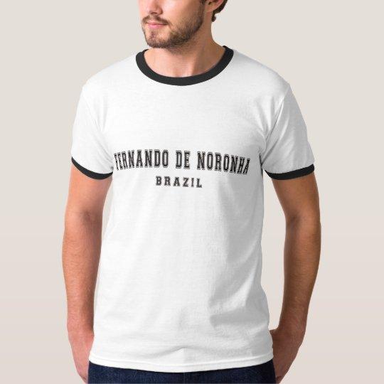 Fernando De Noronha Brazil T-Shirt