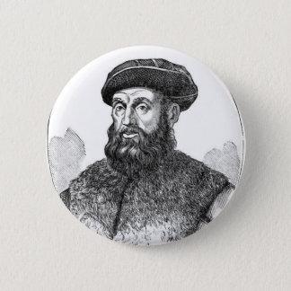 Fernando Magellan, Explorer 6 Cm Round Badge