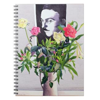 Fernando Pessoa Spiral Notebook