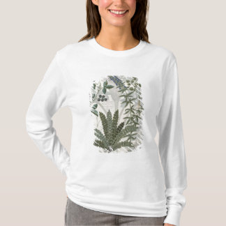 Ferns, Brambles and Flowers T-Shirt