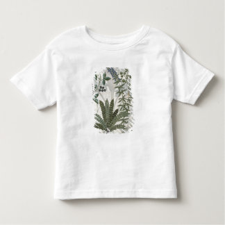 Ferns, Brambles and Flowers Toddler T-Shirt