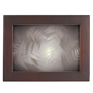 Ferns. Keepsake Boxes