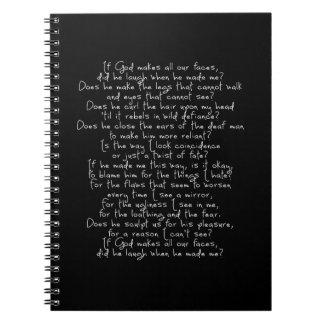 Fern's Poem Notebook
