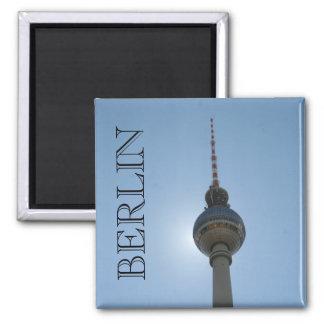 fernsehturm berlin square magnet