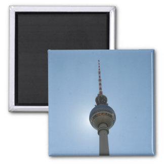 fernsehturm square magnet