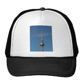 Fernsehturm Television Tower Alexanderplatz Berlin Trucker Hat