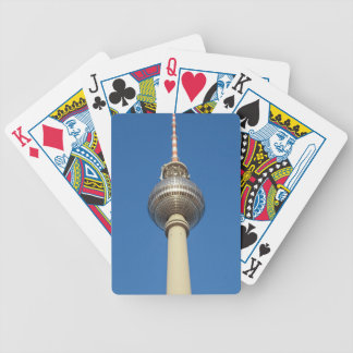 Fernsehturm Television Tower Berlin Card Decks