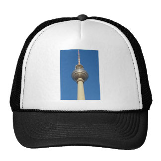 Fernsehturm Television Tower Berlin Mesh Hat