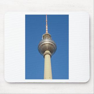 Fernsehturm Television Tower Berlin Mousepads