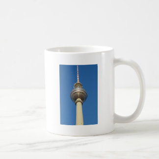 Fernsehturm Television Tower Berlin Mugs
