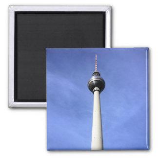 fernsehturm tower square magnet