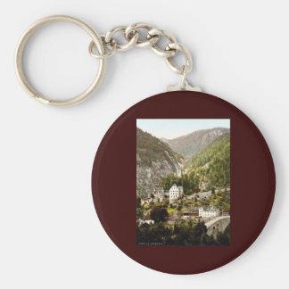 Fernstein Tyrol Austro-Hungary Key Ring