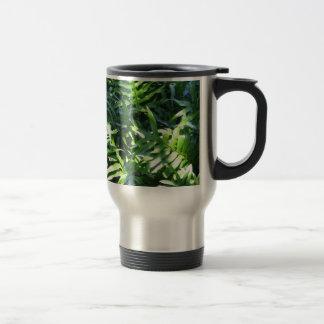 Ferny Getaway Stainless Steel Travel Mug