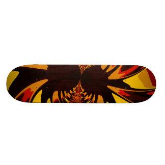 Ferocious – Amber Orange Creature Skateboard Decks
