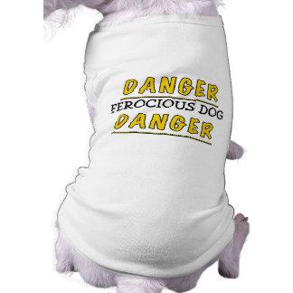 Ferocious Dog Tshirt